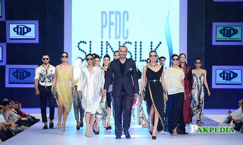 Deepak Perwani at PFDC