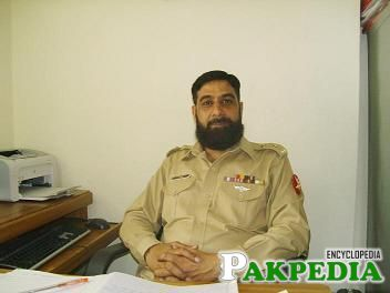 Karnal Sher Khan Office image
