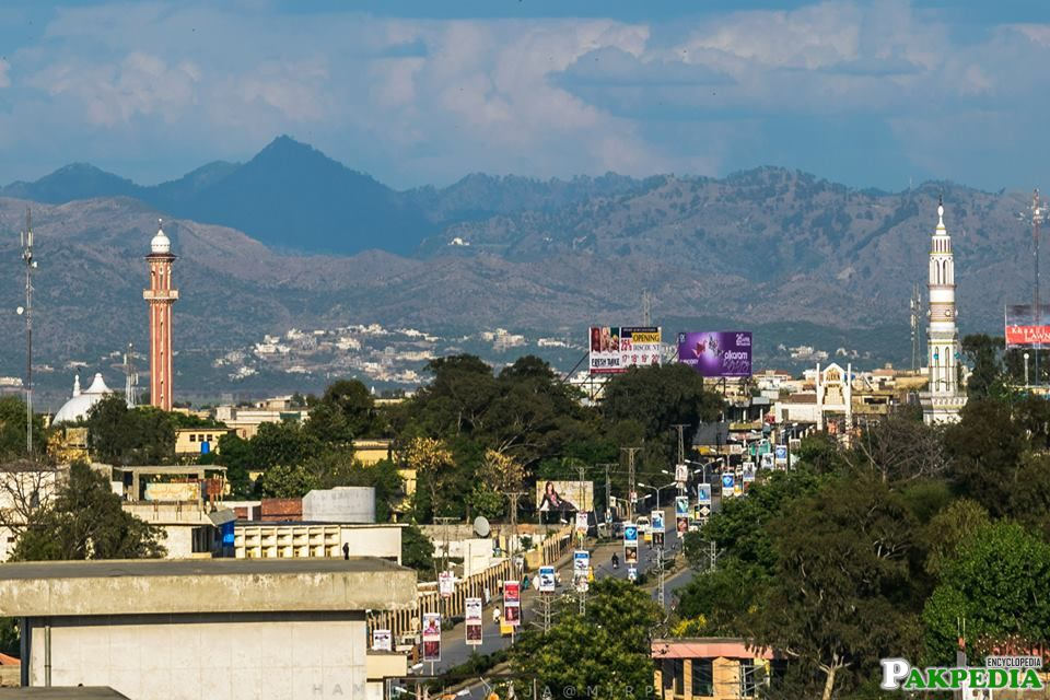 Mirpur city