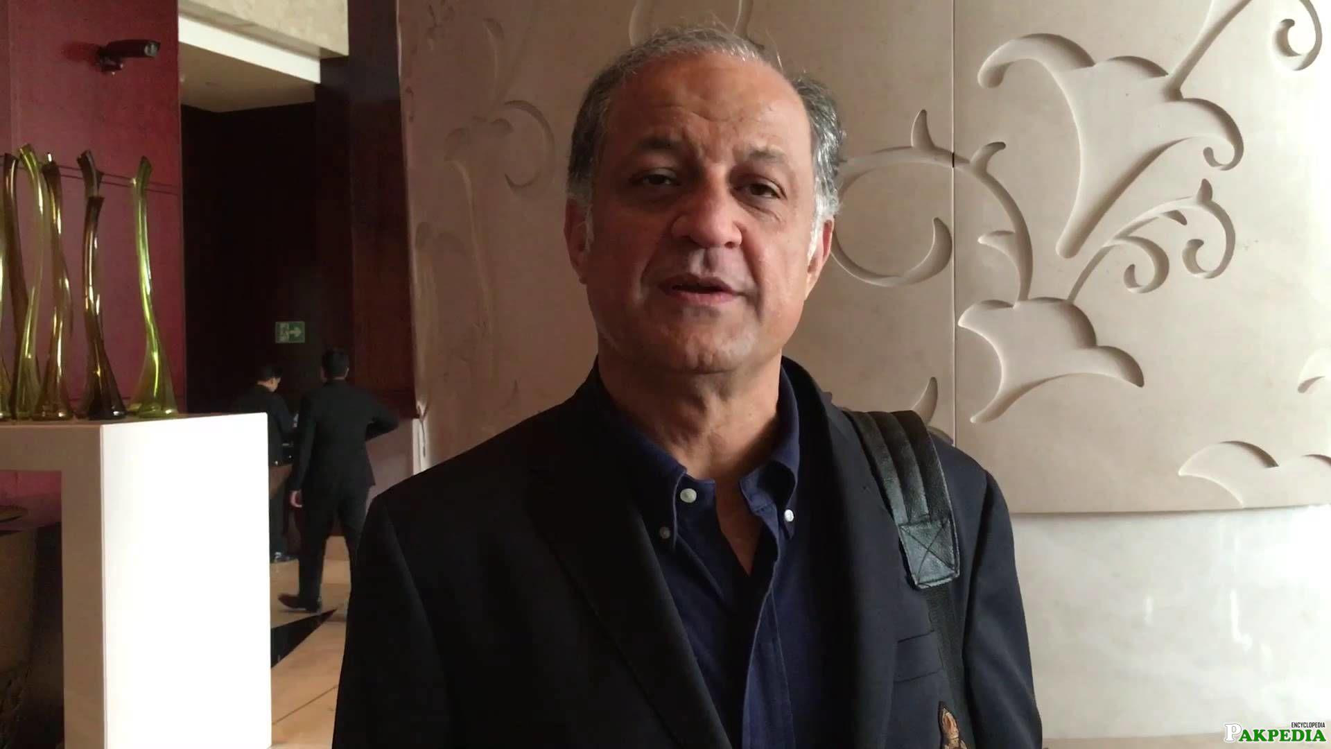 Quetta Gladiators Owner Nadeem Omer
