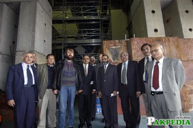 Group Photo with CERN
