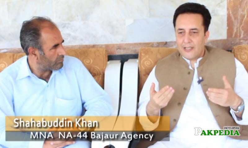 FATA Reform & FCR Talk Show Shahabuddin Khan with Anwar Ullah Khan