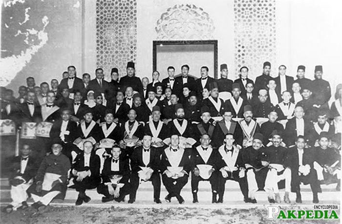 Bahadur Yar Jung an old Photo