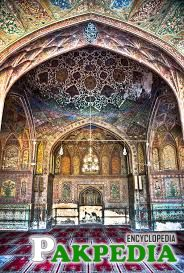 Inside view of Masjid Wazir Khan