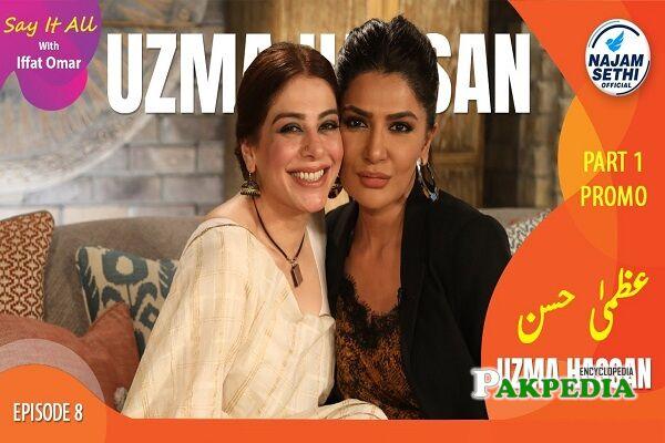 Uzma Hassan age