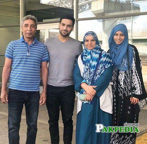Zaid Ali Family