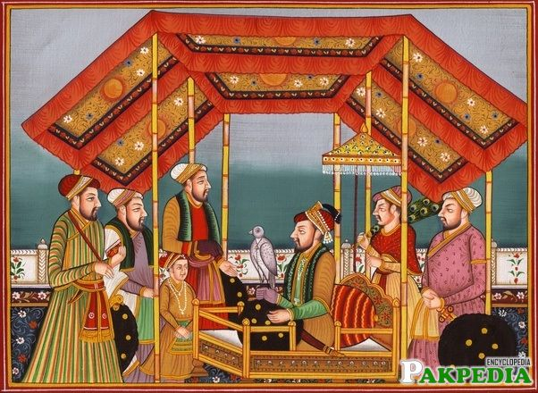 The rise of the Mughal Empire in India was when the first Mughal, Babar, defeated Ibrahim Lodi in the first Battle of Panipat.