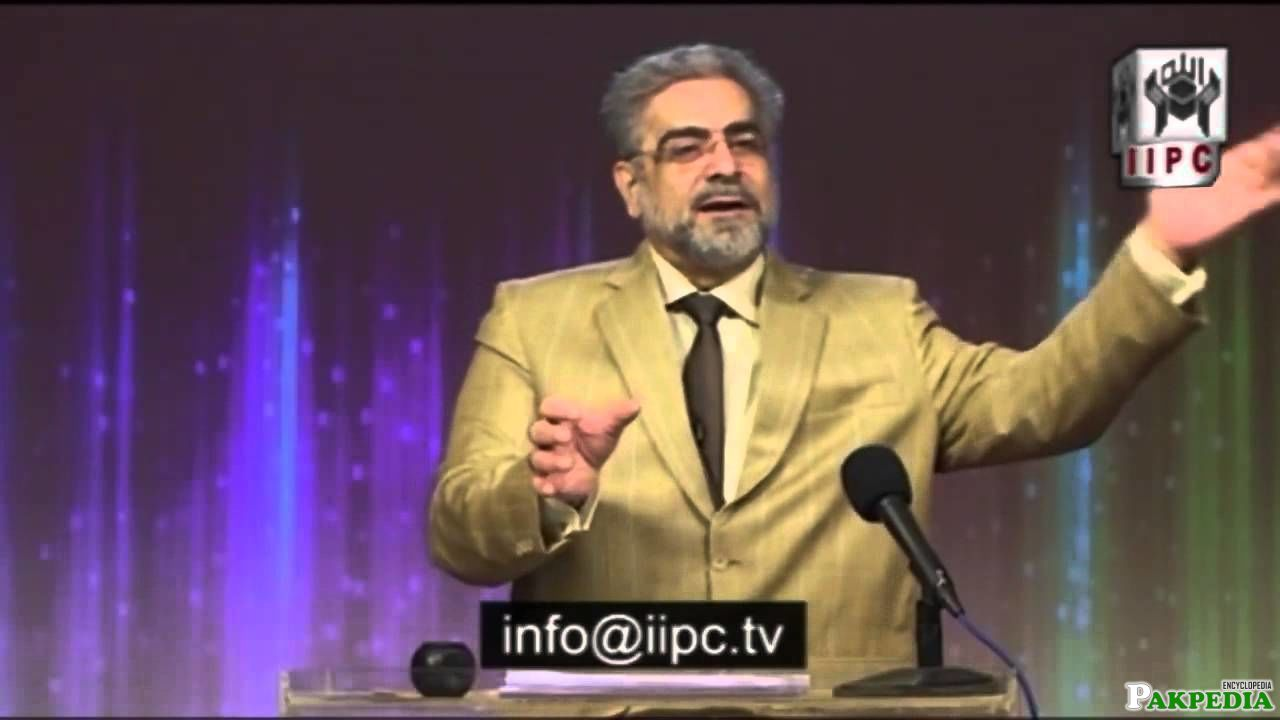 Mohammad Shaikh strives to give preference