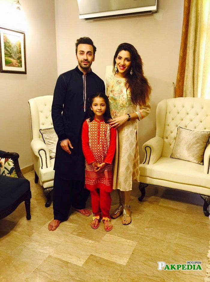 Zhalay Sarhadi Family