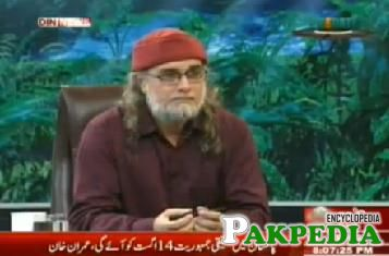 Debate with Zaid hamid