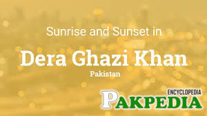 Dera Ghazi Khan's has many shrines