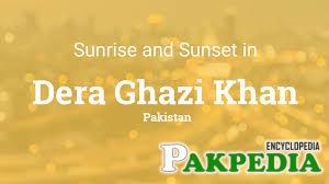 Dera Ghazi Khan's has many shrines