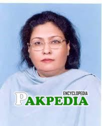 PPP Senator Rukhsana Zuberi