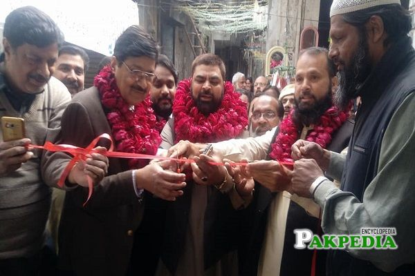 Malik Muhammad Waheed elected as MPA
