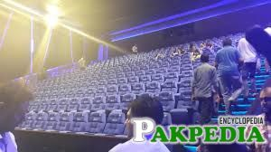 Abbottabad Cinema after The Show