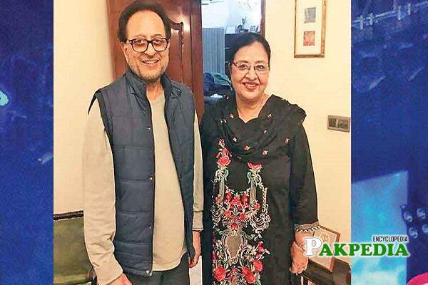 Nadeem Baig Family