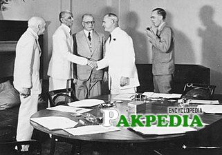 Quaid's meeting with british officer