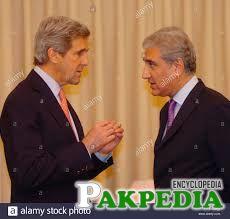 with USA ambassador