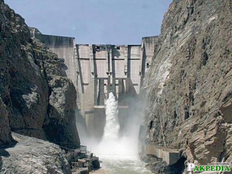 Diamer-Bhasha Dam in Pakistan