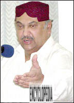 Chief Minister of Balochistan