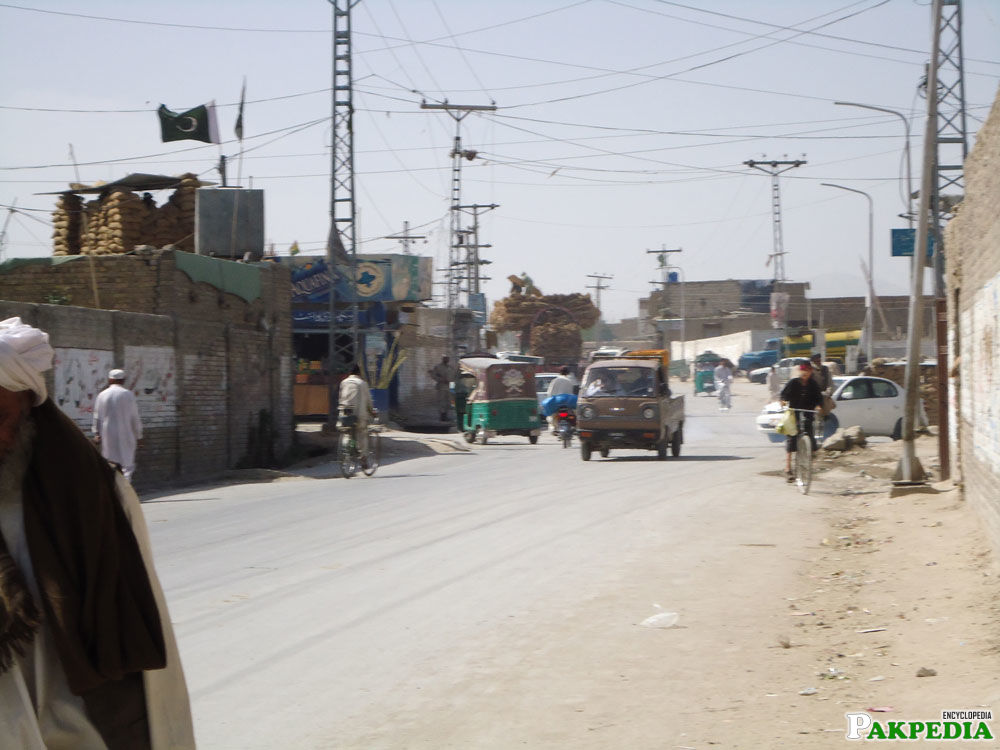 Quetta Goli Mar Chowk