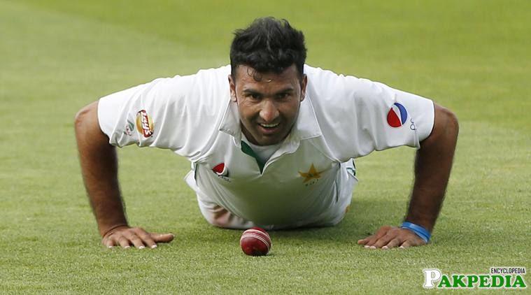 Sohail Khan Going Warm Up