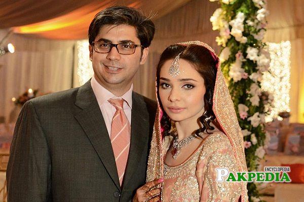 Juggun Kazim Marriage