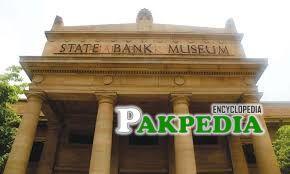 State bank Museum In Karachi