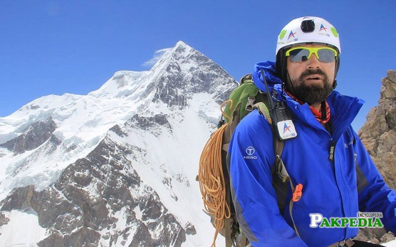 Mirza Ali climbed mount everest on 22nd May 2019
