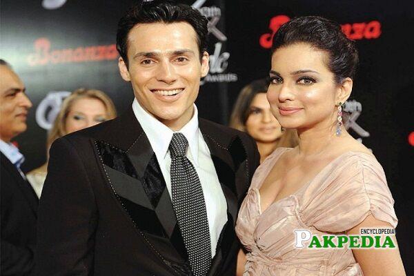 Aaminah Haq Family