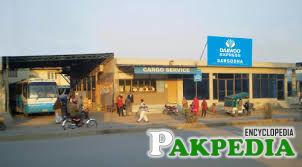 Sarghoda Daewoo bus terminal