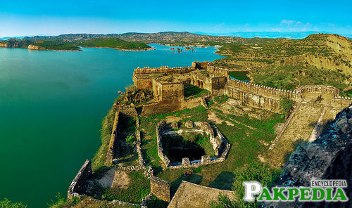 Beautiful View Ramkot Fort