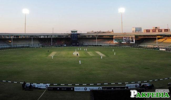 Iqbal Stadium Ground