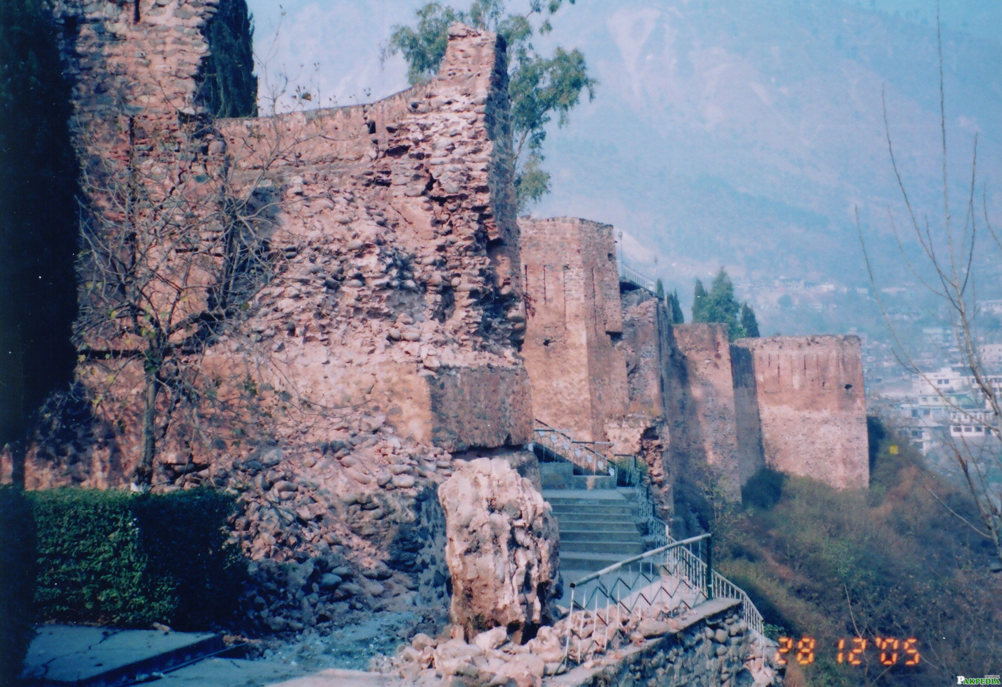 Pakistani Fort
