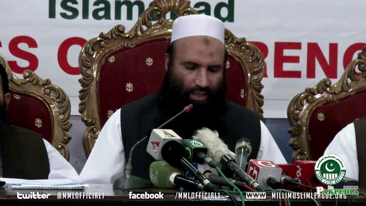 SaifUllah Khalid President of MML