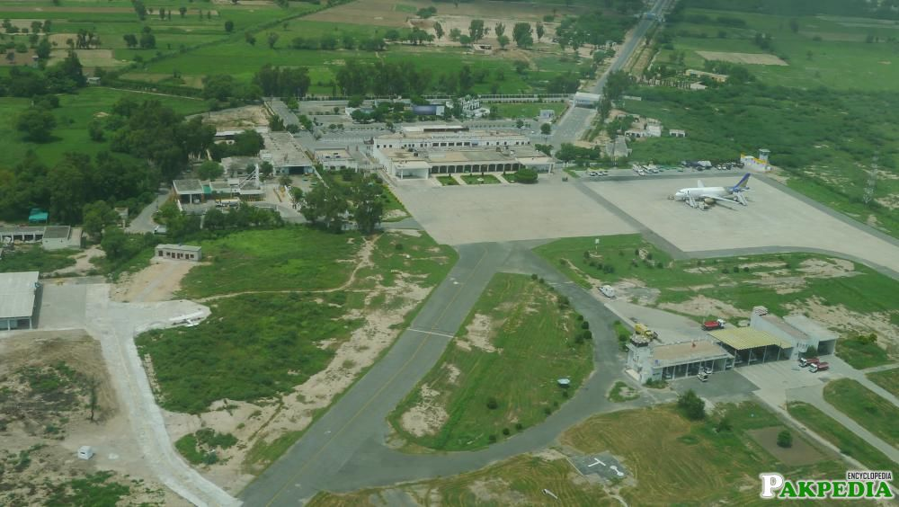 Faisalabad Airport View