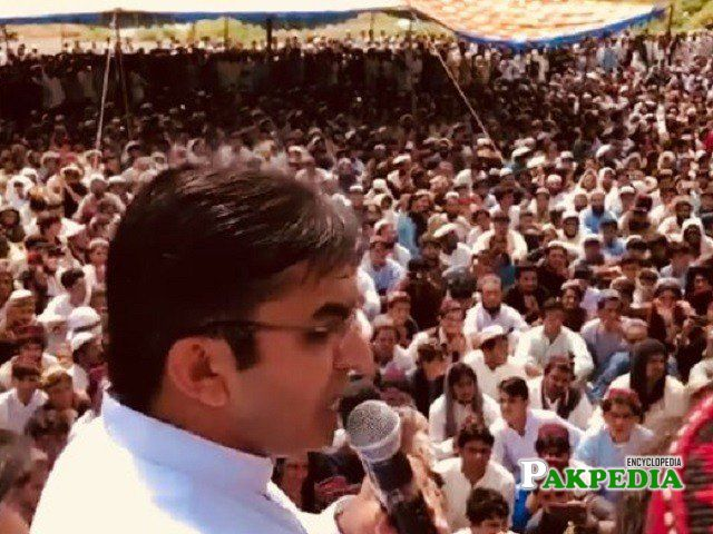 During an election camapaign