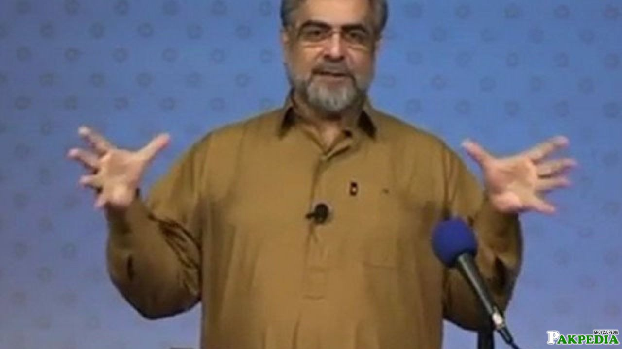 Mohammad Shaikh Approach to The Quran