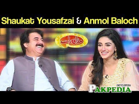 Anmol Baloch in mazakraat