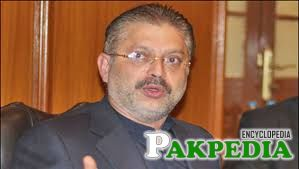 Sharjeel Memon is member of PPP