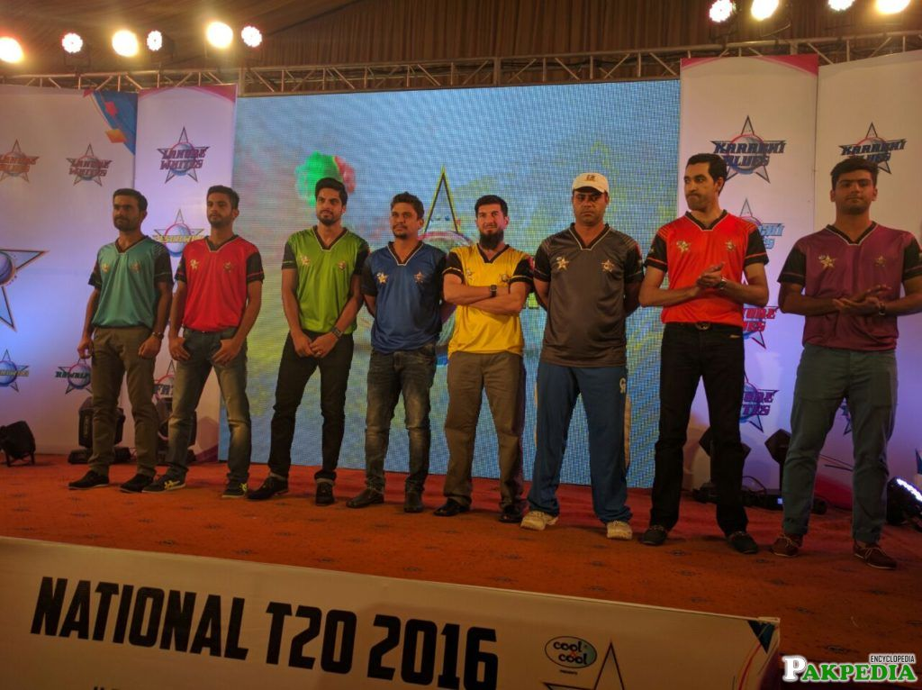 National T20 Cup 2017 Pakistan