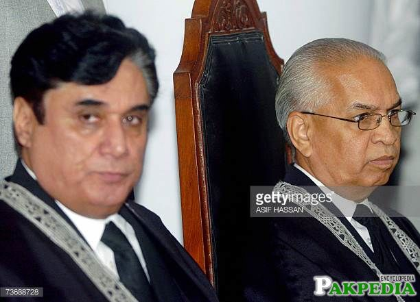 During Supreme court