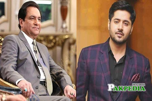 Firdous Jamal gave negative comments on abilities of Mahira Khan and Imran Ashraf