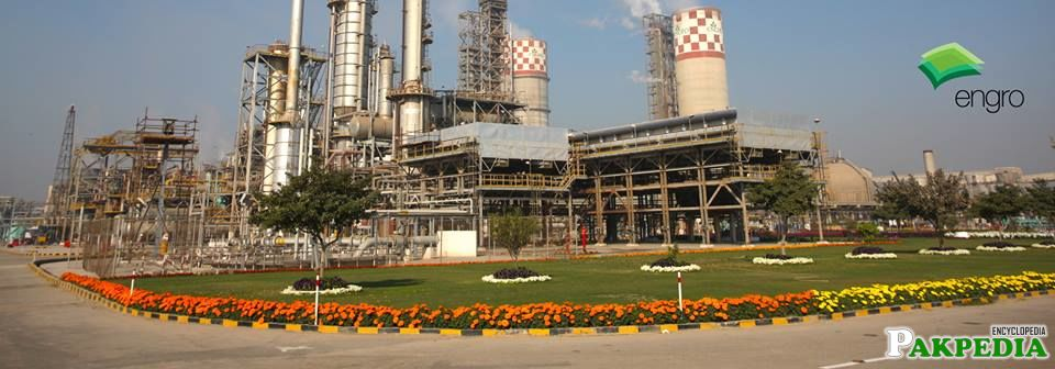 Engro Corporation Limited Factory