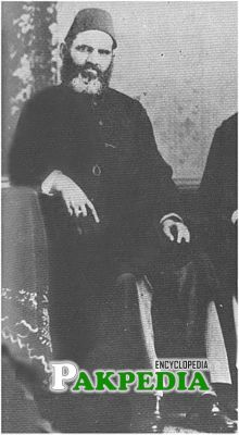 Nawab Mohsin-ul Mulk