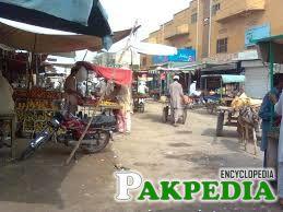 Sabzi mandi bazar in Khanewal