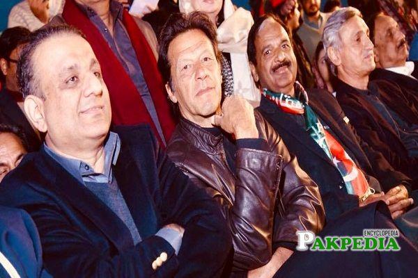 Mian Khalid Mehmood joned Pakistan tehreek e insaf