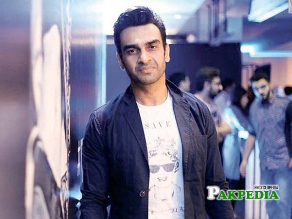 Fashion designer Munib Nawaz
