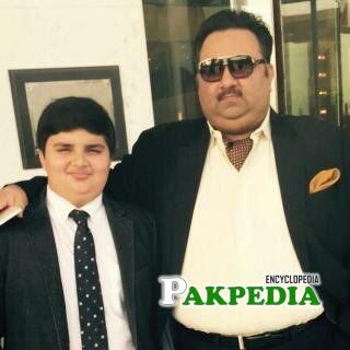 With His Son