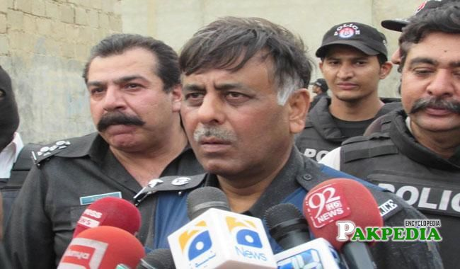 Rao anwar reelected as SSP